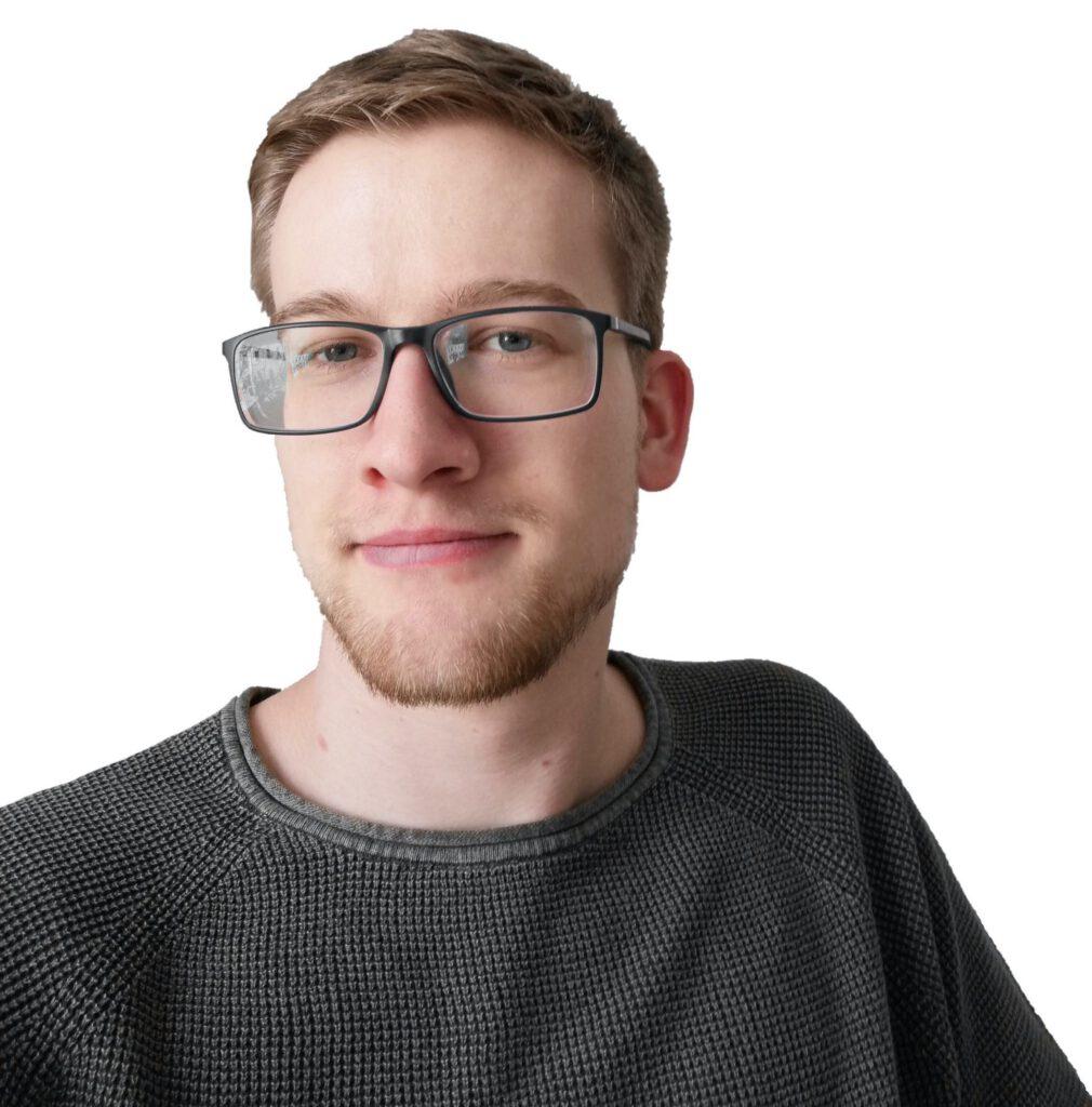 Christoph Kußnerus, Projektmanager Online und SEO
