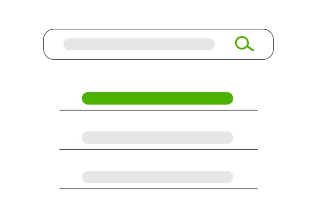 Optimierung von Webseiten im Ranking